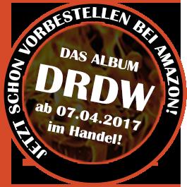 DRDW Album vorbestellen